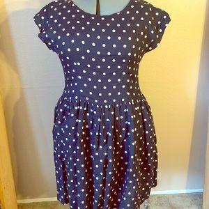 Lilis Closet Polka dot dress
